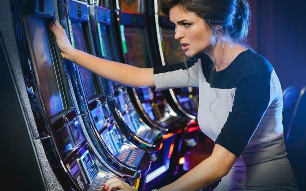 Mitos mesin Slot