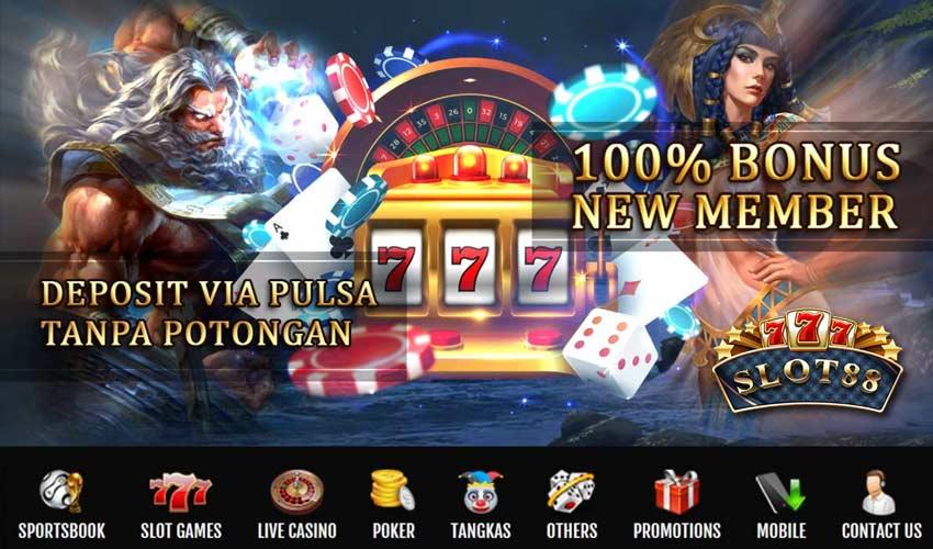 Slot88 Agen Judi Slot Online Terpercaya Dan Terlengkap 2020