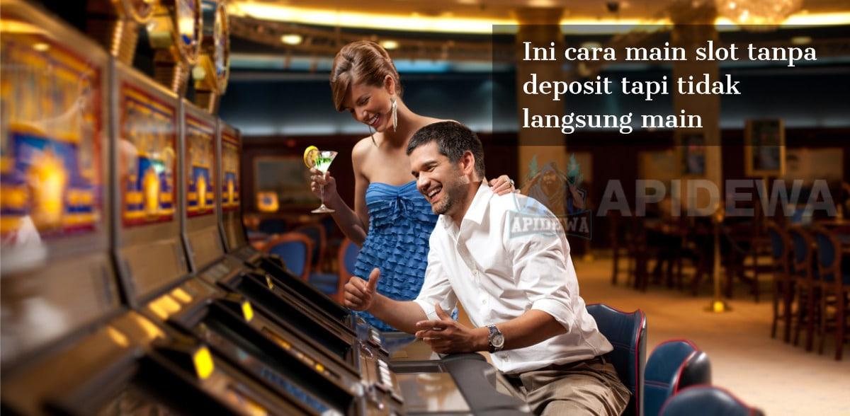Main Slot Tanpa Deposit