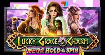 Arcad game Lucky Grace Charm