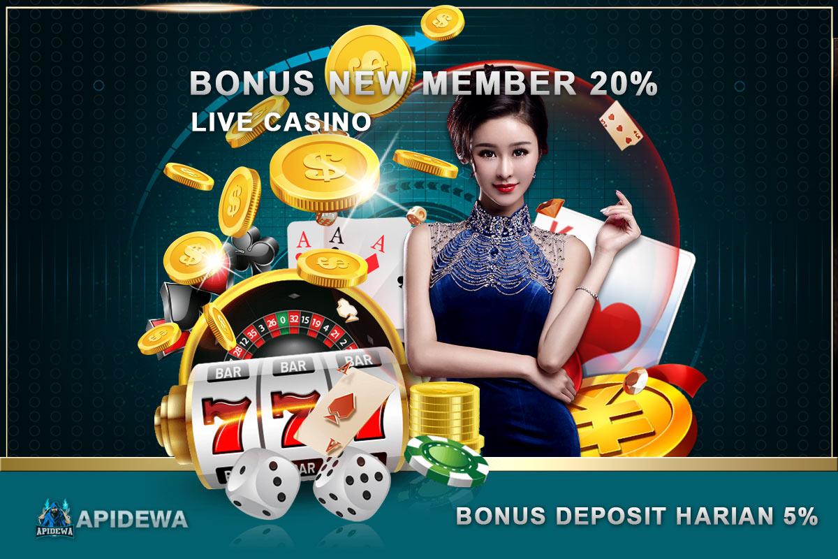 Casino Online permainan judi kasino secara live